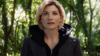 So Dr. Who is a Female